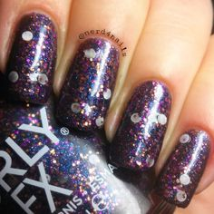 Orly Galaxy FX Collection Spring 2014 | Intergalactic Space