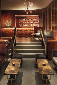 Royalton New York's lobby lounge draws a posh after-work crowd. #Jetsetter