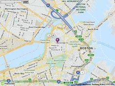 242 Cambridge St, Boston, MA 02114 Directions, Location and Map | MapQuest