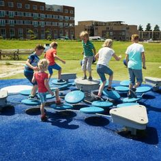 Interactive Installation, Interactive Design, Kids Play Places, Directional Signage, Playground Design, Play Yard, Urban Park, Kids Play Area, Outdoor Learning