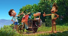 Pixar's Luca: An Ode To Italy And Friendship