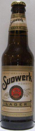 Lager Munchener Helles 5,3% - Sudwerk Brewing
