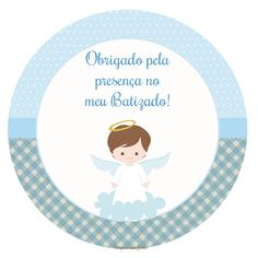 Tag                                                                                                                                                                                 Mais Baptism Party, Baby Party, Baptism Cookies, Baby Mickey Mouse, Gift Tags Printable, Ideas Para Fiestas, Christening, Paper Art, Baby Shower