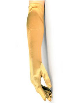The Opera Glove - Gold