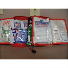 FIRST AID KIT. ECO SAFETY.NEW WITH TAGS on eBid United States