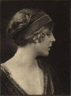 E.O. Hoppé, Lady Diana Cooper, 1916    see also !!!!! :  http://pinterest.com/source/turnofthecentury.tumblr.com/
