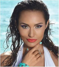 (I love this look) Isadora Beach Club Summer 2015 Collection