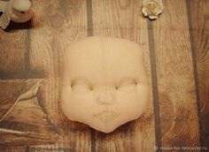 как сделать кукле выразительное лицо