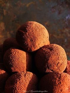 szeretetrehangoltan: Tiramisu trüffel Tiramisu, My Photos, About Me Blog, Bread, Cookies, Chocolate, Breakfast, Food, Biscuits