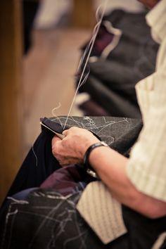 Kiton - Bespoke, hand-made tailoring.