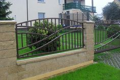 Railing Design, Fence Design, Compound Wall, Boundary Walls, Modular Walls, Front Yard Fence, Driveway Gate, Metal Fence, Fence Panels
