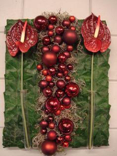 Kerst Christmas Flowers, Diy Christmas Tree, Christmas Is Coming, All Things Christmas, Christmas Wreaths, Christmas Decorations, Xmas, Christmas Ornaments, Holiday Decor