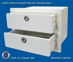 Deep Blue Marine Tackle Storage Containers For Boats By