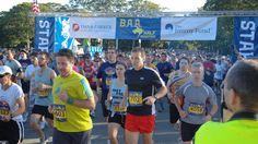 #Boston Athletic Association Half Marathon October