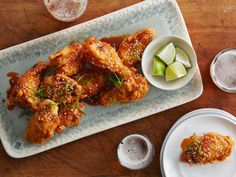 How to Make Game Day Korean-Style Chicken Wings