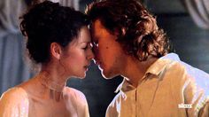 Sam Heughan's Favorite Outlander Moments- Claire avoids a kiss