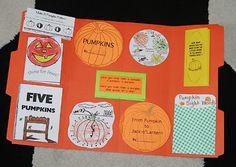 Pumpkins ~ Lapbook