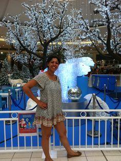 E já é Natal! Depois de passar 13 Natais em pleno inverno, com direito a neve e lareira, cá estou eu as portas do Natal em pleno Verão! #ASentirFaltaDoFrio