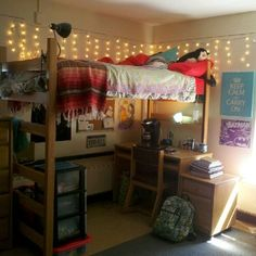 #collegelife #dorm #nofilter // dorm room inspiration