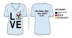 RMHC // Philanthropy Round t-shirt.