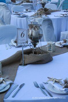 #wedding #starfish Sweet Memories, Starfish, Wedding Day, Table Decorations, Home Decor, Pi Day Wedding, Decoration Home, Room Decor, Marriage Anniversary