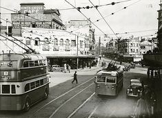 1934 Kings Cross.Australia by rangertocpt, via Flickr