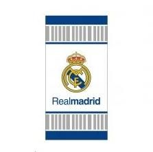 TOALLA REAL MADRID BLANCA