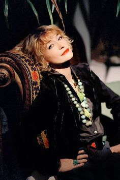 The new must-have coffee table book on Loulou de la Falaise