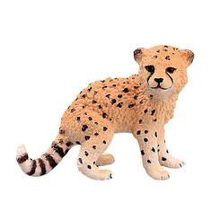 Schleich - Figura cría de guepardo (14747): Amazon.es: Juguetes y juegos