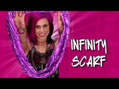 ▶ How to Make an Infinity Scarf - YouTube