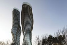 Absolute World Towers in Canada