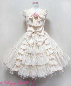 Angelic Pretty Romantic Rose Princessジャンパースカート