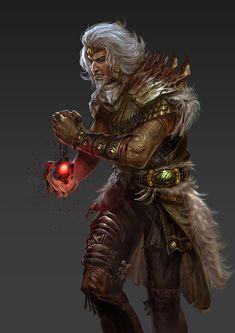 quarkmaster:   DM bymoski