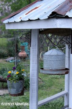 Eclectic Garden Tour - Gypsy Farm Girl