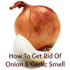 how to kill garlic breath