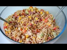 Yummy Yummy, Lunch Recipes, Rice, Dinner, Youtube, Food, Salads, Recipies, Dining