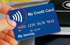Is you credit card safe from electronic pickpocketing