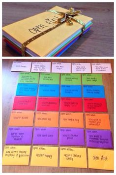 Creative Love Letter Idea Find This And Other Great Date Night