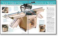 Your Mitersaw Needs a Stand [fw] {209}