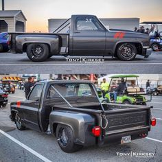 """18.6k Likes, 53 Comments - Hotrodsandmusclecars (@hotrodsandmusclecars) on Instagram: """"Nasty #c10 shot by my man @tonykirksey ! Rate this #hotrodsandmusclecars 1- TAG some friends and…"""""""