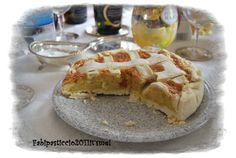 ITALIAN FOOD RECIPE Fiadone abruzzese by Fabipasticcio  gluten free, cow milk free
