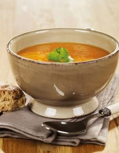 carrot and jengibre soup