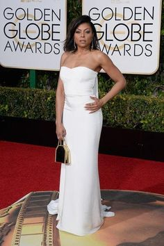 Taraji P. Henson in Stella McCartney–and 13 other best dressed celebrities at the Golden Globes