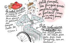 Eléonore Despax dessine son handicap moteur avec humour - Culture (8773)