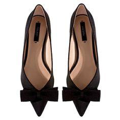 Entre allure chic et détail fantaisie, ces escarpins Zara ont tout bon !
