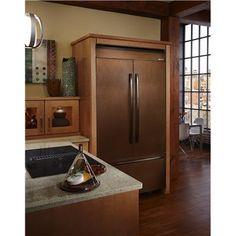 "Jenn-Air® 42"" Fully Integrated Built-In French Door Refrigerator from Jenn-Air®"