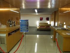 Air France Lounge - Le Mesnil-Amelot, Seine-et-Marne, France