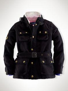 Great Ralph Lauren Kids Coat