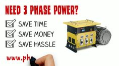Phoenix Phase Converter PowerBox