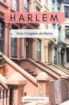 New York Travel, Travel Usa, Travel Tips, The Places Youll Go, Places To Go, Harlem New York, Travel Around, New York City, Around The Worlds